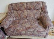 Wohnzimer Sofa Couch-Gruppe mit Tisch