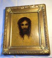 Antiquität Christusikone