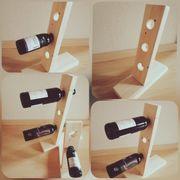 WeinFlaschen Halter Weingeschenk