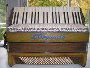 Hohner Akkordeon L Organola 120
