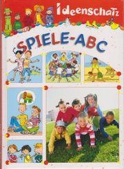 Spiele ABC - Buch - Ideenschatz