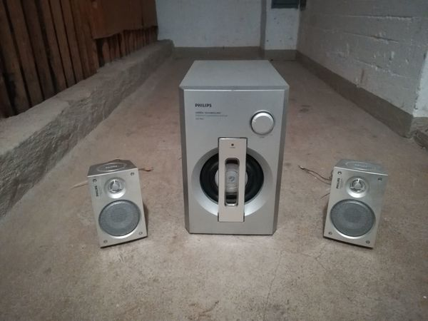 Philips 2 1 Boxen System