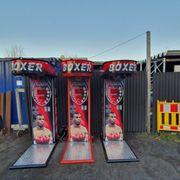 boxautomat Schausteller Spielautomat Sport Boxer