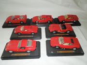 Ferrari Automodelle von Burago 1
