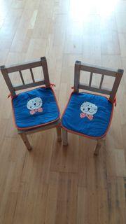 Holzstühle für Kinder