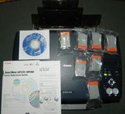 Drucker Canon MP360 mit Farbpatronen