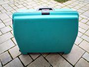 Schalen Koffer hellgrün