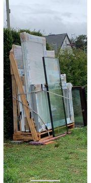 Vermessene Fenster aus Kunststoff VEKA