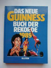 Guinness Buch der Rekorde 1989