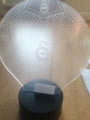 Galatasaray Istanbul 3D Lampe Neu