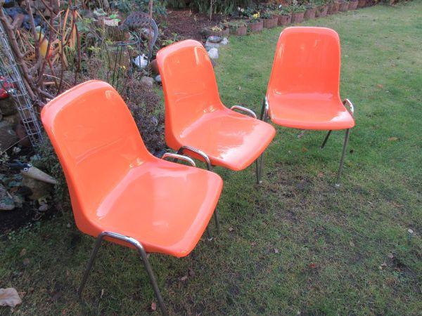 super Vintage Stühle der Klassiker
