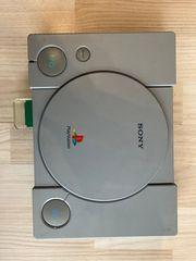 Playstation 1 inkl Spielen