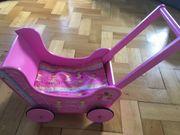 Puppenwagen Lauflernhilfe My Little Princess