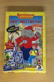 Benjamin Blümchen - auf Weltreise - Schmidt