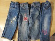 4 x Kinder-Jeans Gr 86