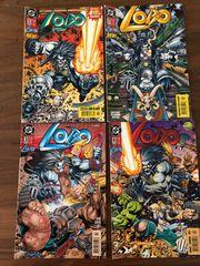 Lobo Comics Sammlung Nr 1