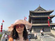 Chinesische Frau sucht eine feste