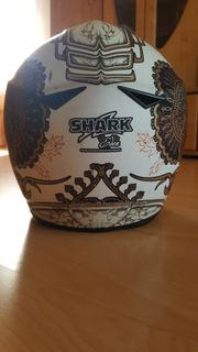 Damenmotorradhelm Shark