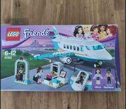 Lego Friends Flugzeug