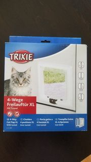 Katzenklappe von Trixie XL neu