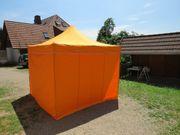 Hochwertiger Faltpavillon Marktstand Partyzelt 3x3m