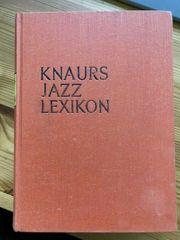 Knaurs Jazz Lexikon -