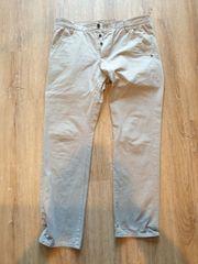 hellgraue Jeans Weite 36 Länge