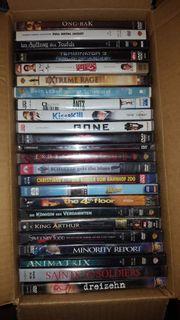 48 DVD-Filme Sammlung