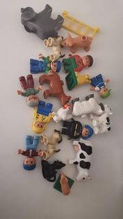 Lego Duplo figuren