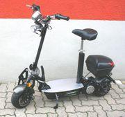 E-Scooter Zulassung helmfrei klappbar neu