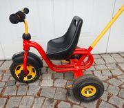 Dreirad Puky in rot mit
