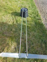 Aufstellstab 165- 250cm 2 Stück