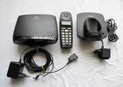 2 DECT- Telefon Basisstationen 1