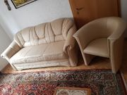 Couchgarnitur Sessel couch