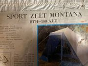 Camping Zelt 3 Personen