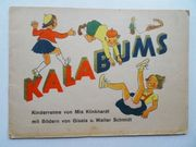 Kalabums Kinderreime von Mia Klinkhardt