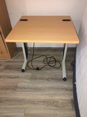 Schreibtisch 80x80cm