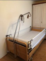 Pflegebett inkl Zustellung und Montage