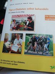 4 Bücher Diabetes Typ2 selbst