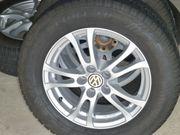 4 Original VW Winterkomplettreifen auf