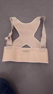 Rückentrainer Rückenstabilisator Haltungstrainer Geradehalter NEU