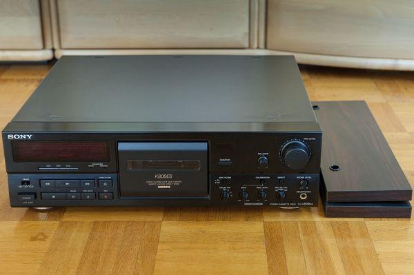 SONY TC-K808ES 3 Head Dolby