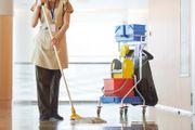 Aushilfe als Reinigungskraft Mehrfamilienhaus