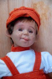 Puppe Strolchi 27 cm Bub