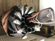 Golf Herren kompl Set Bag