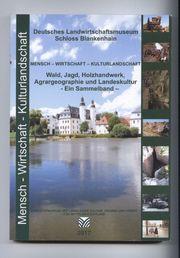 Wald Jagd Holzhandwerk Agrargeographie und
