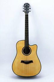 Keytone Basic C-4123 Westerngitarre mit