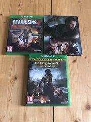Dead Rising Xbox one