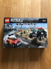 Lego Speed Champions Mini Cooper