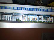 Großer Bahnhof für Modelleisenbahn H0